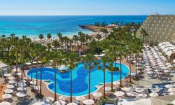 Home Hipotels Mediterraneo General View Hotel And Pool